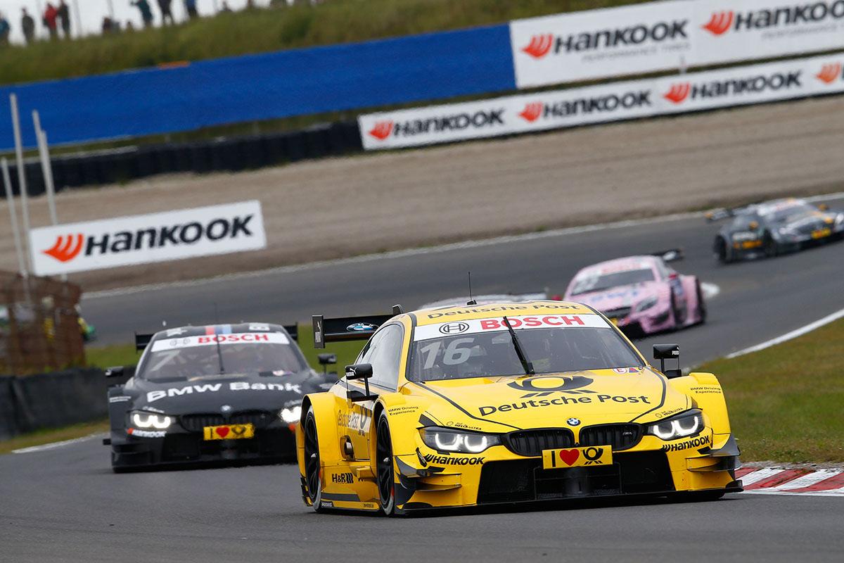 #16 Timo Glock, BMW M4 DTM, #7 Bruno Spengler, BMW M4 DTM