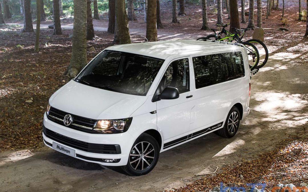 VW Multivan Outdoor, ahora con App Connect de serie