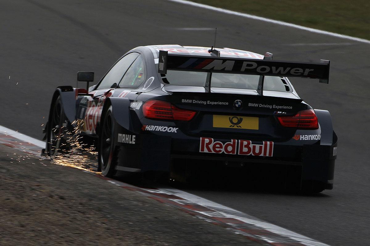 Zandvoort (NL) 16th July 2016. BMW Motorsport, Marco Wittmann (DE) Red Bull BMW M4 DTM.