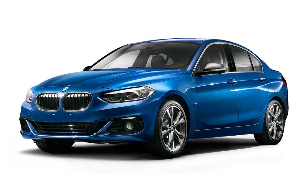 El BMW Serie 1 Sedán, no lo veremos en Europa
