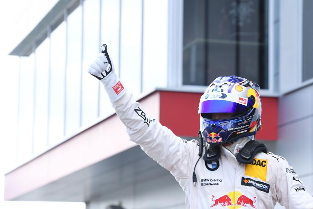 DTM: Wickens y Wittmann firman las victorias en el Moscow Raceway