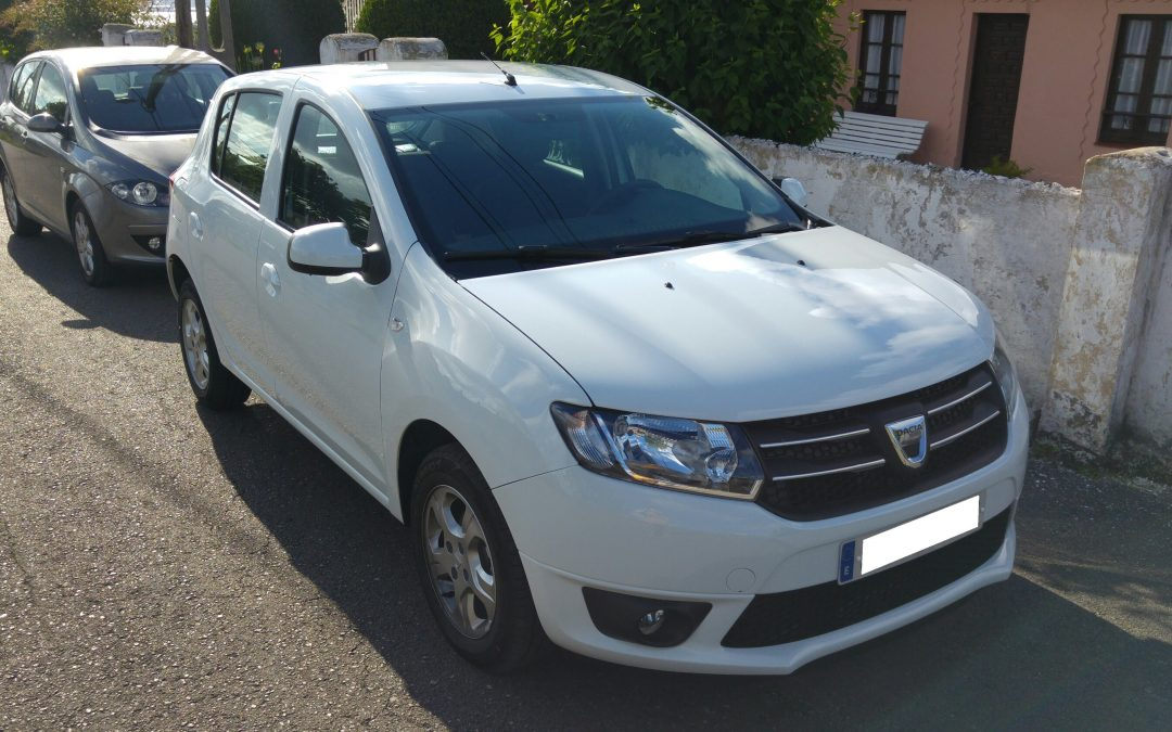 Dacia Sandero 1.5 dCi Easy R