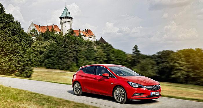 Prueba de consumo (217): Opel Astra 1.0-T Ecotec 105 CV