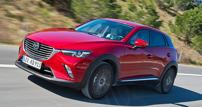 Prueba de consumo (215): Mazda CX-3 1.5-D 105 CV (complementaria)