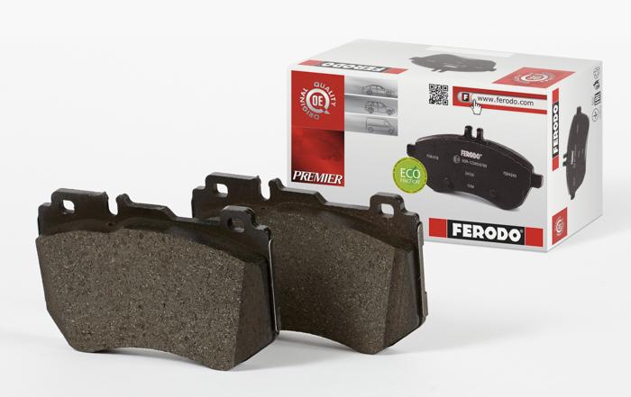Pastillas de freno Ferodo ECO Friction – Información de interés y algunos detalles técnicos del sistema de frenos