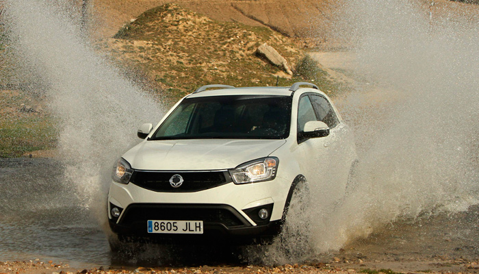 Prueba de consumo (218): SsangYong Korando D22-T 4WD Premium 178 CV