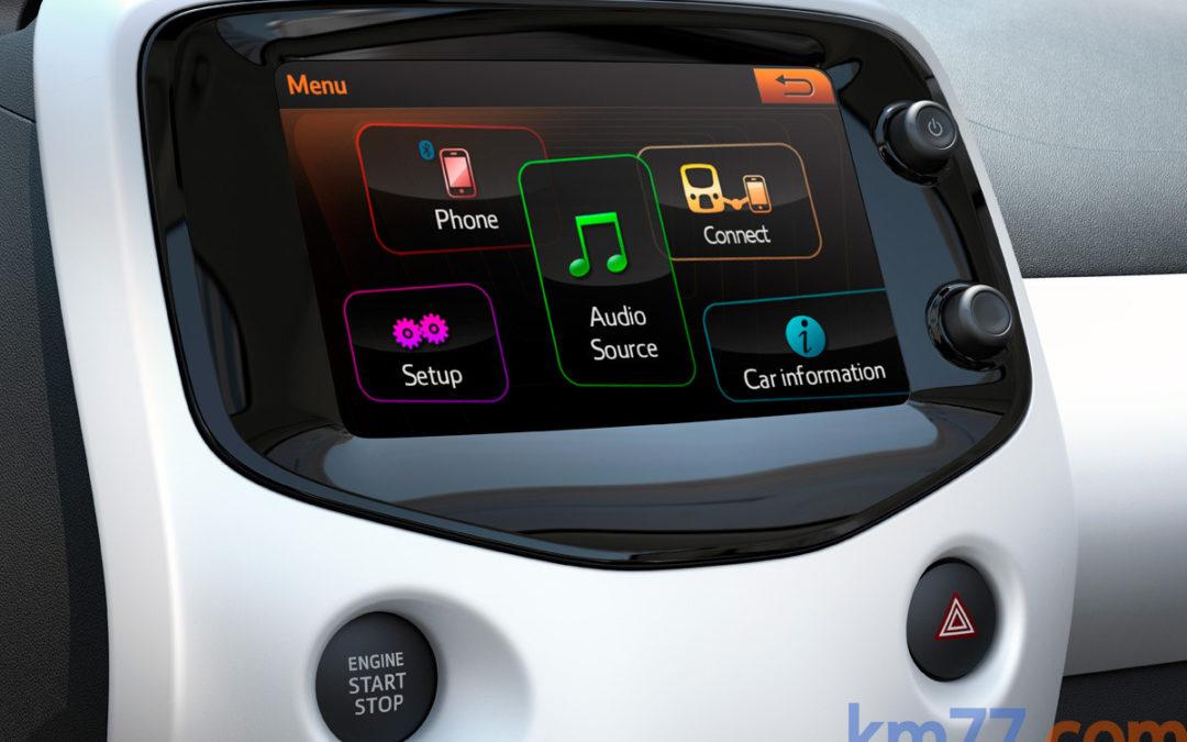 Peugeot 108, ahora con posibilidad de equipar navegador