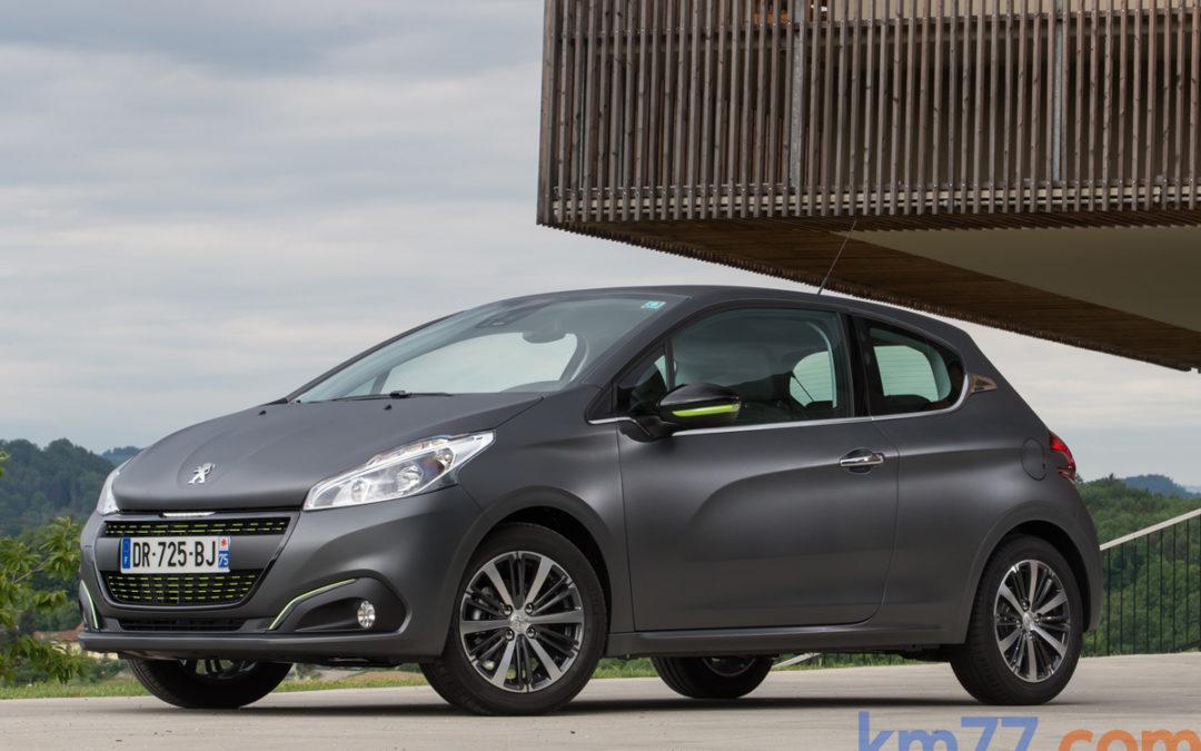 El Peugeot 208 estrena nuevo motor PureTech