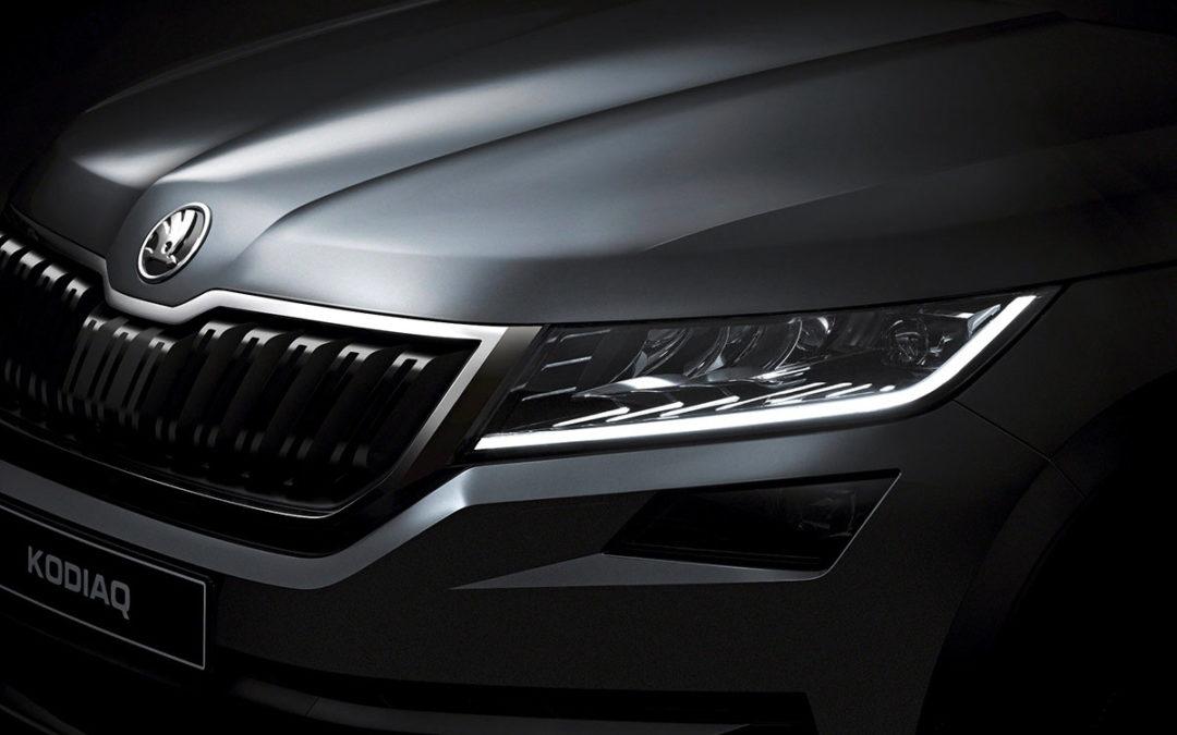 Nuevas imágenes del Škoda Kodiaq