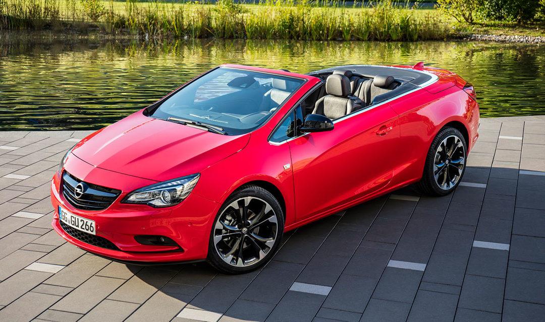 Salón de París: Opel Cascada Supreme
