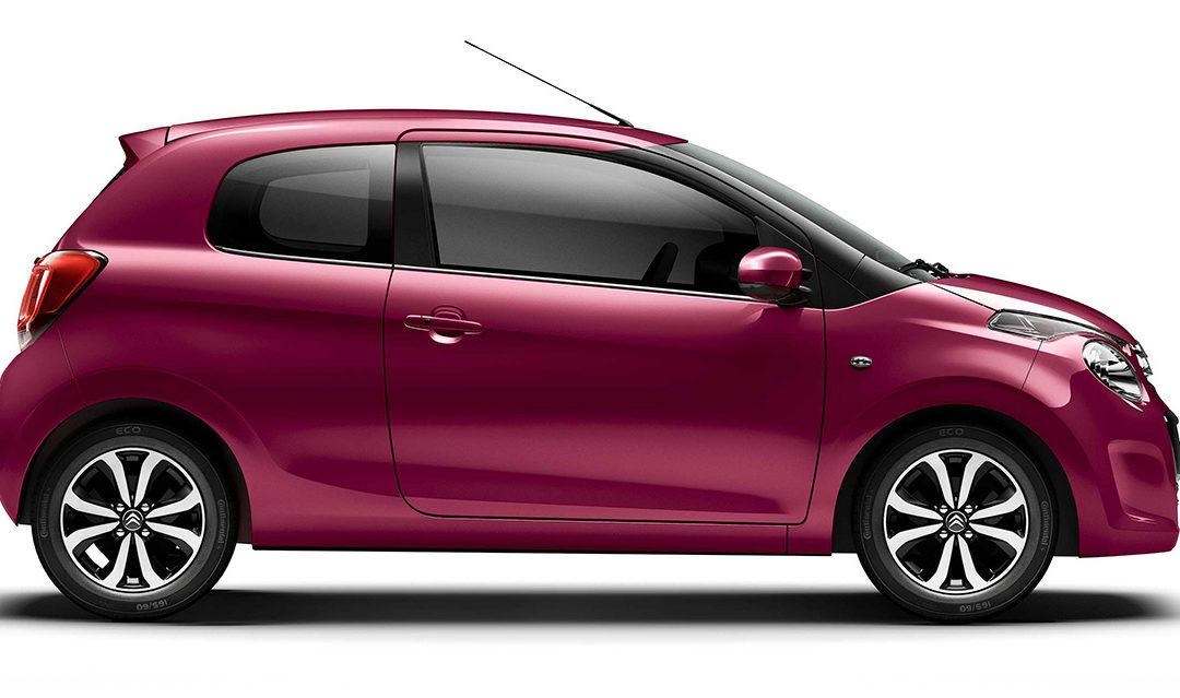 Nuevo Citroën C1 Feel Edition