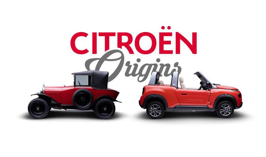 Descubre los modelos más emblemáticos de Citroën en un recorrido virtual