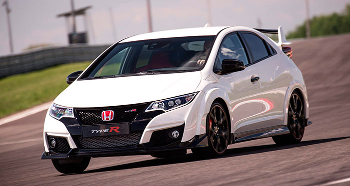 Prueba interesante (64): Honda Civic Type-R 2.0-T 310 CV