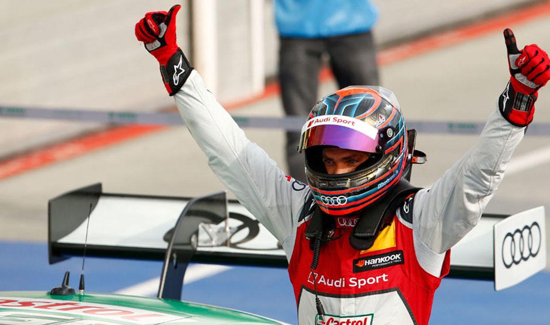 DTM: fin de semana perfecto para Audi