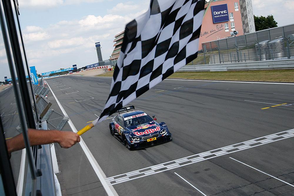 En resumen: Wittmann y Mortara se hacen con las victorias en Nürburgring
