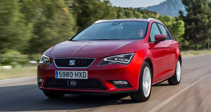 Prueba de consumo comparativa (221): Seat León ST X-Perience 1.8-TSI 4-Drive DSG / Subaru Levorg 1.6-GT Executive Plus AWD Lineartronic