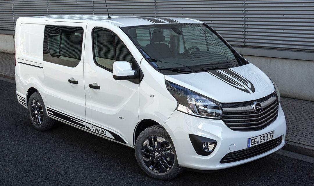 Nuevo Opel Vivaro Sport