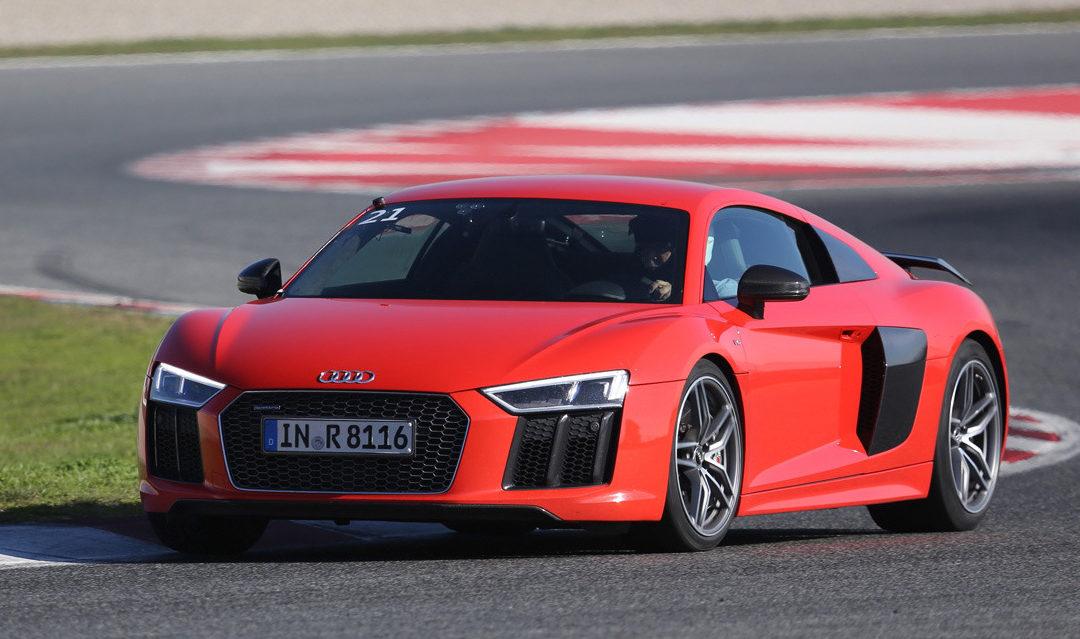Sube el precio de venta en la gama Audi R8