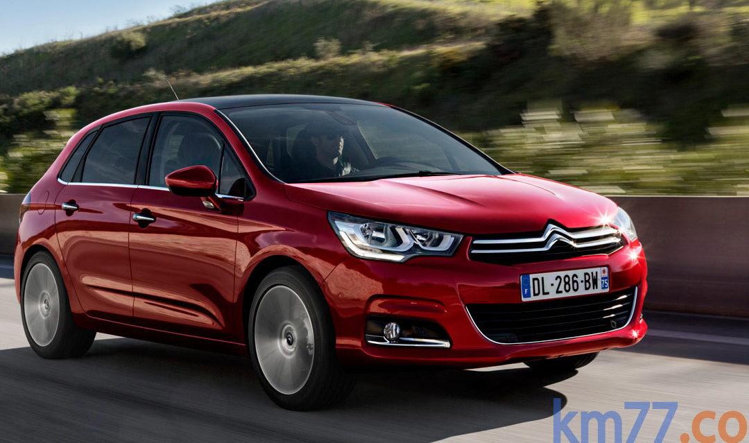 Más equipamiento en la gama Citroën C4