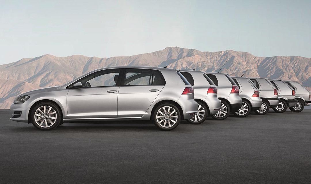 En noviembre conoceremos al VW Golf 2017