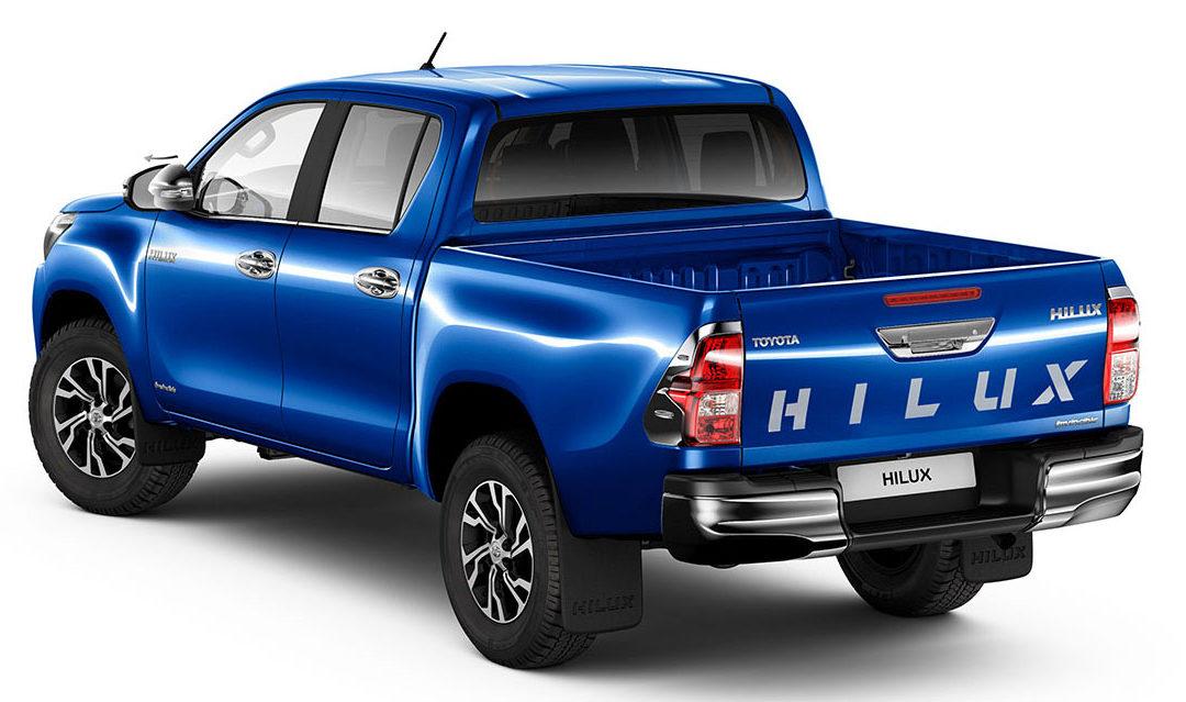 Nuevos accesorios para la gama Toyota Hilux
