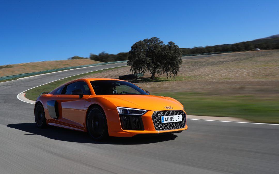 Curso de conducción «Sportscar» de Audi