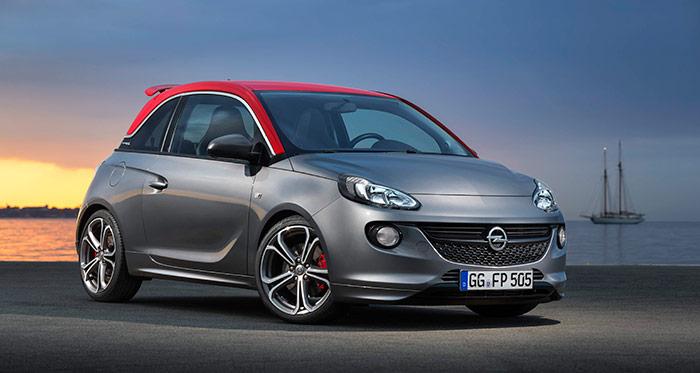 Prueba interesante (67): Opel Adam-S 1.4-T 150 CV