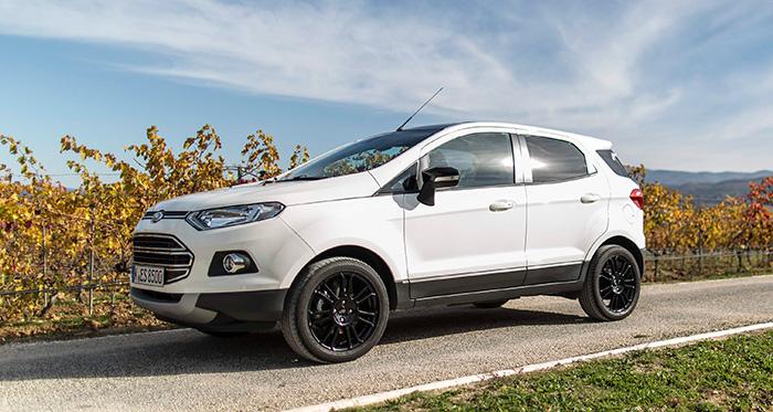 Prueba de consumo (224): Ford EcoSport Titanium-S 1.0-EcoBoost 140 CV