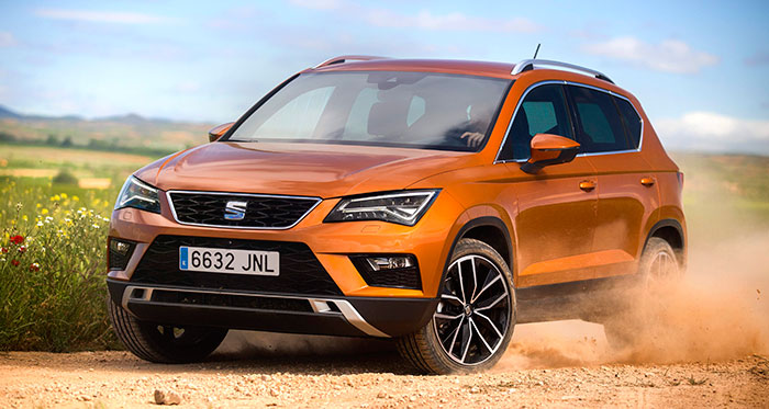 Prueba interesante (70): Seat Ateca 2.0-TDI 150 CV 4-Drive