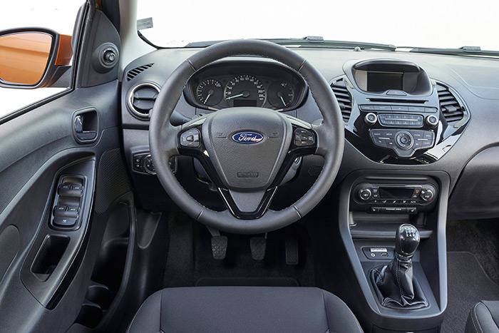 Prueba de consumo (229): Ford Ka+ 1.2 85 CV Ultimate