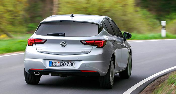 Prueba interesante (72): Opel Astra 1.6-CDTi BiTurbo 160 CV