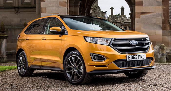 Prueba de consumo (230): Ford Edge 2.0-TDCi 180 CV 4WD