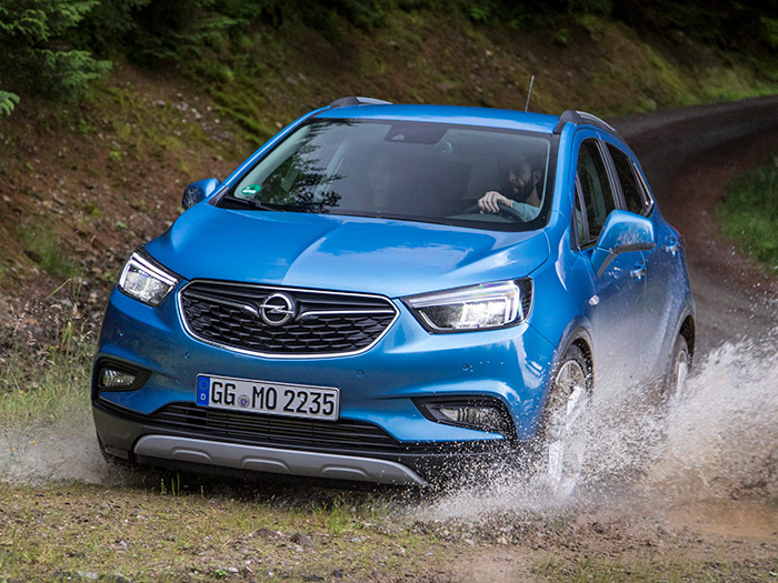 Prueba de consumo (232): Opel Mokka-X 1.4-T 152 CV AWD automático