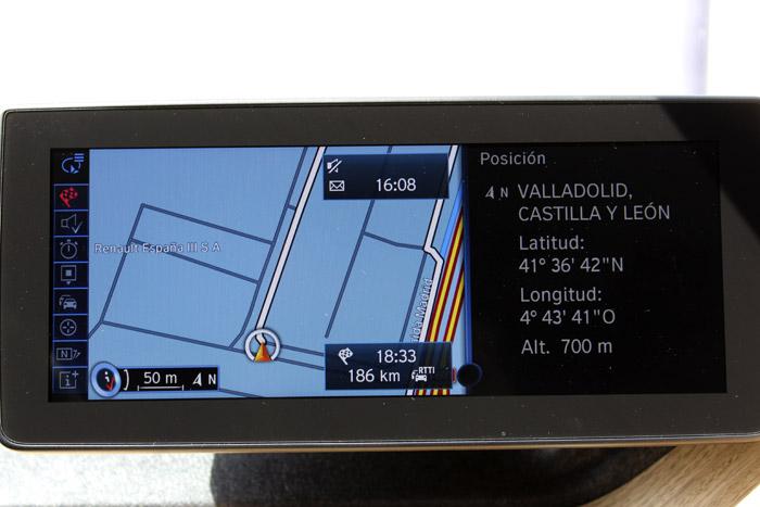 BMW i3 94 Ah. De Bilbao a Madrid. Placentero paseo de Valladolid a Madrid con aire acondicionado.
