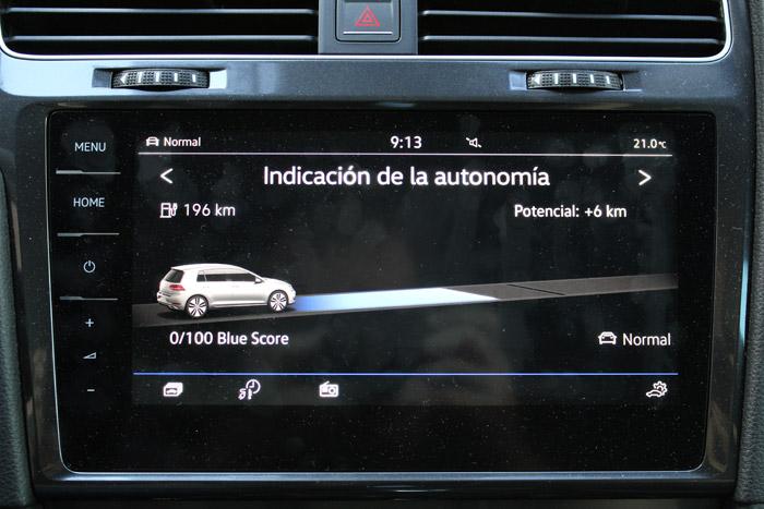 01 Volkswagen eGolf-Autonomia