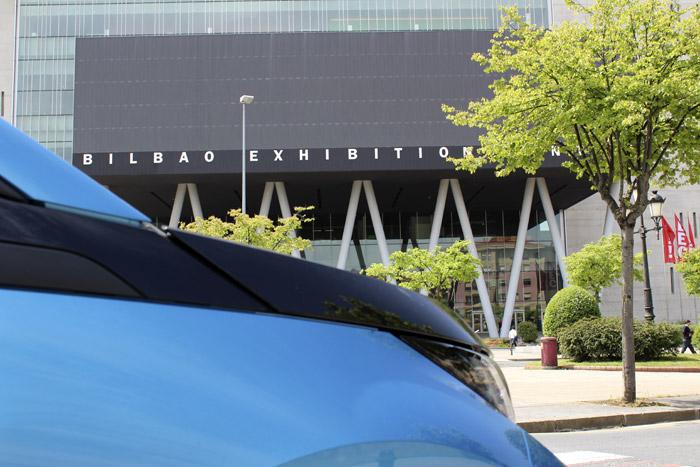 BMW i3 en el Bilbao Exhibition Center