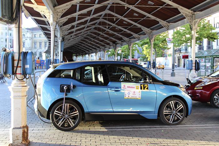 Bilbao – Madrid en BMW i3 94 Ah. La carga rápida te pone en casa.