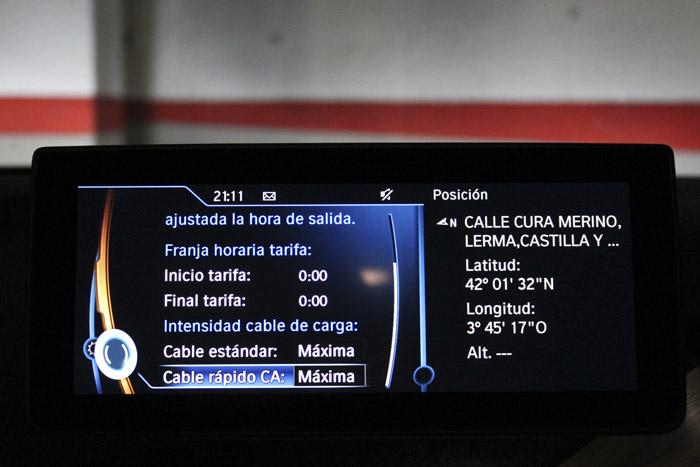 03 Parador de Lerma- BMW i3 94 Ah
