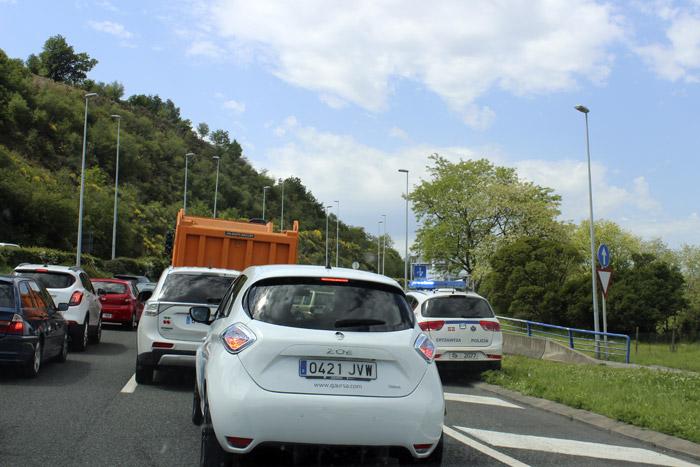 03-Bilbao Rallye- Traffic Road