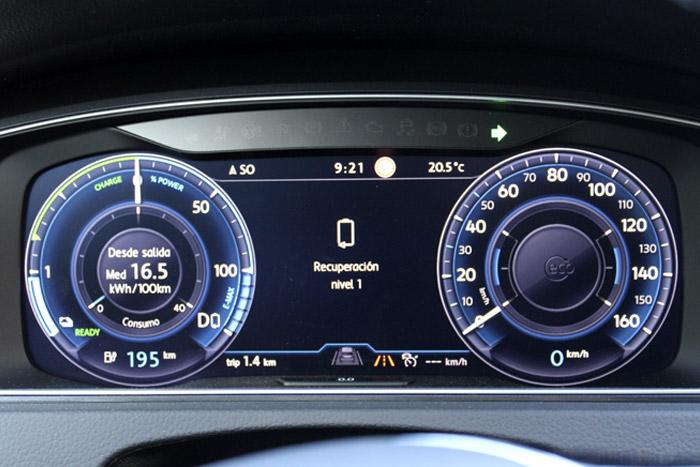 05 Volkswagen eGolf -Nivel1