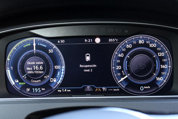 06 Volkswagen eGolf -Nivel2
