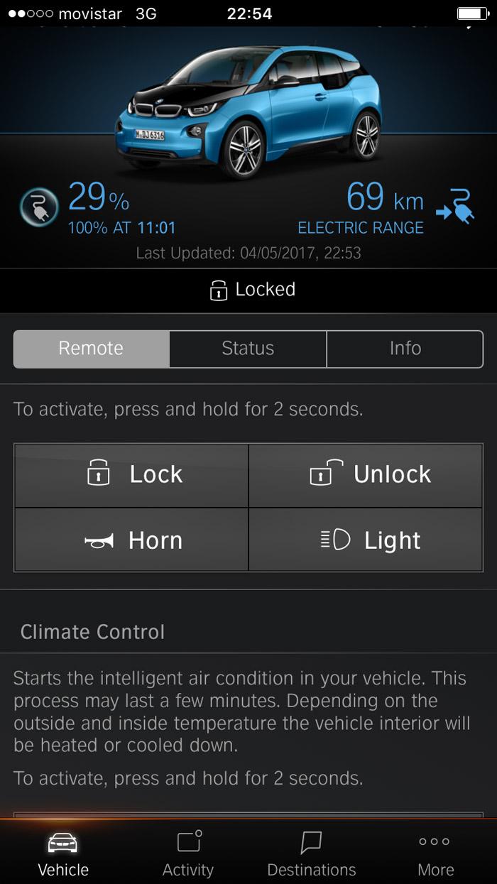 10 Parador de Lerma- BMW i3 94 Ah