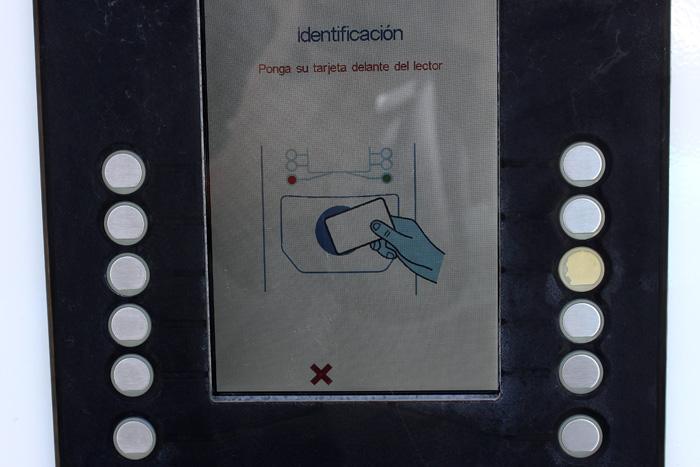 Carga rápida. Ibil. Valladolid