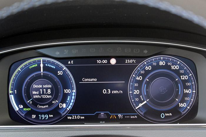 15 Volkswagen eGolf- Airconditio Open