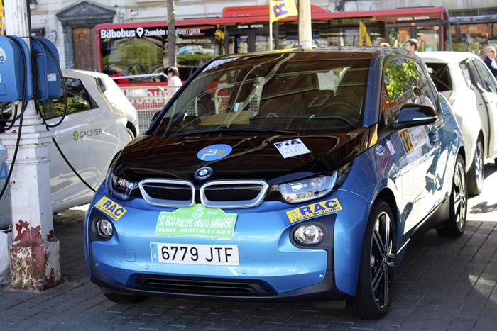 16-Bilbao Rallye-BMW i3 94 Ah