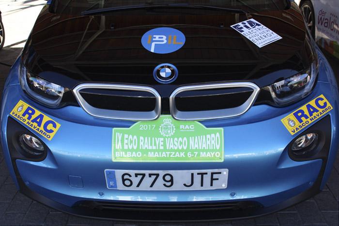 IX Eco Rallye Vasco Navarro. Avatares y preliminares de la primera etapa.
