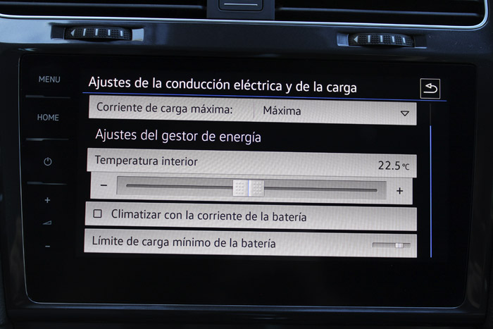 23 Volkswagen eGolf- Battery Limitation