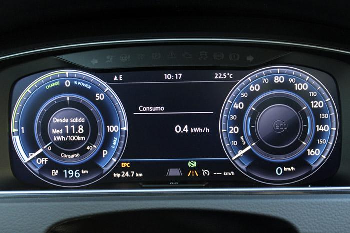 24 Volkswagen eGolf- P