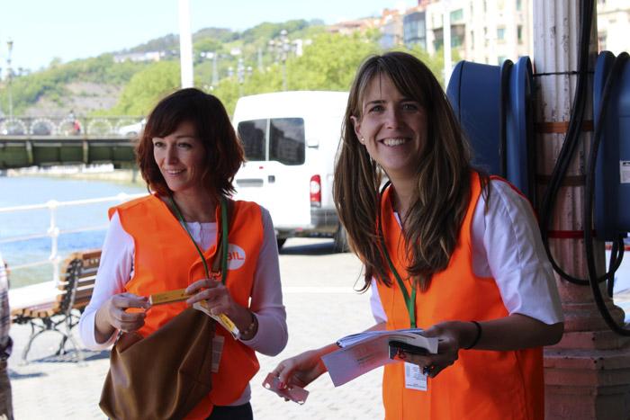 25-Bilbao Rallye- Listo para ir