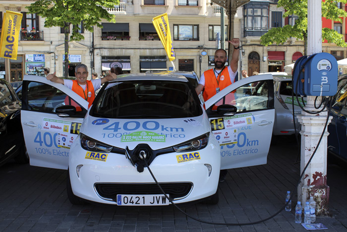 28-Bilbao Rallye-Coche Blanco